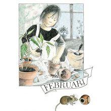 Februari Linneas månadskort