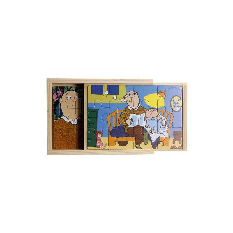 Alfons 4 X trä