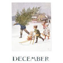 December Årets saga Beskow