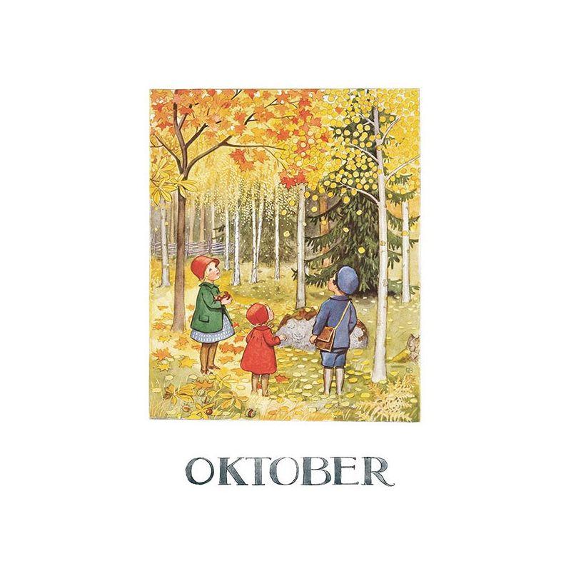 Oktober Årets saga Beskow