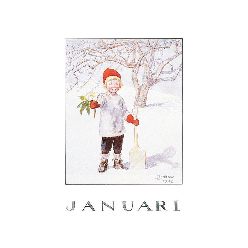 Januari Årets saga Beskow