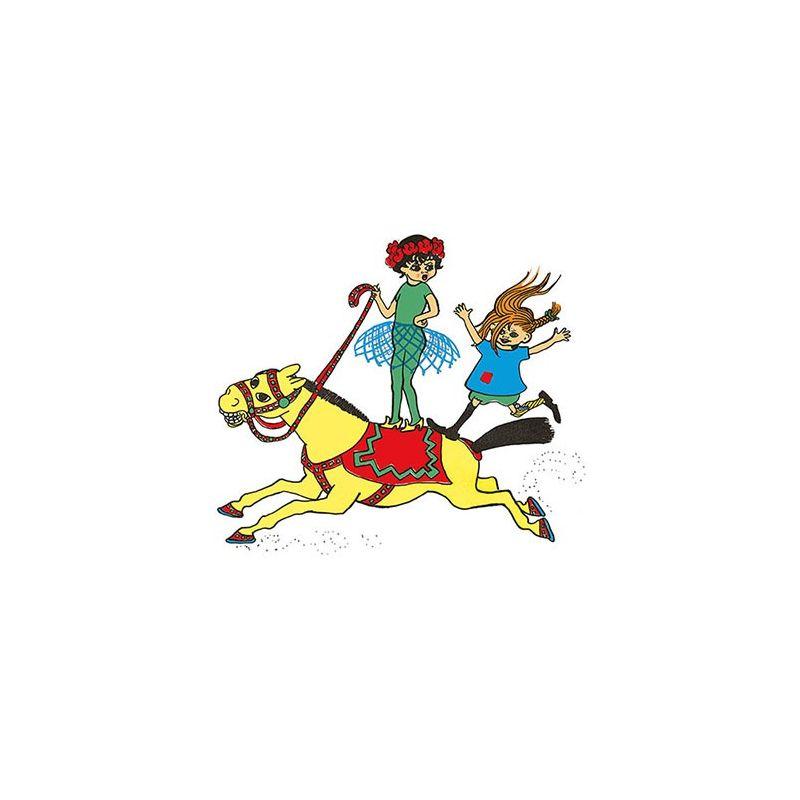Pippi Långstrump, cirkus