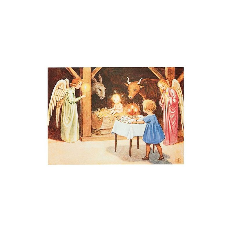Jesubarnets födelse