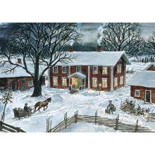 Julgröten, gården