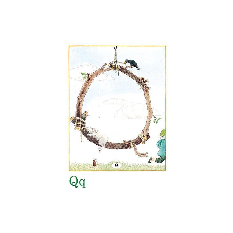 Q, Majas alfabet