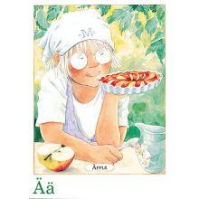 Äpple, Majas alfabet