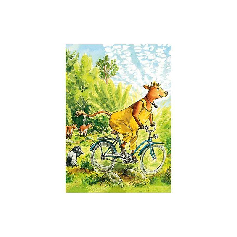 Mamma Mu cyklar, sommar