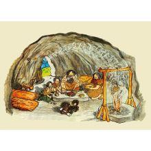 Barna Hedenhös grottan