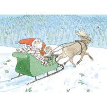 Egon och julgubben