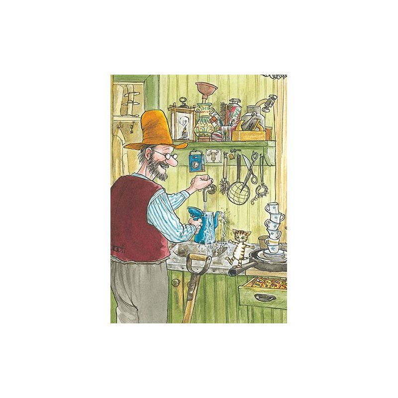 När Findus var liten Köksbänk