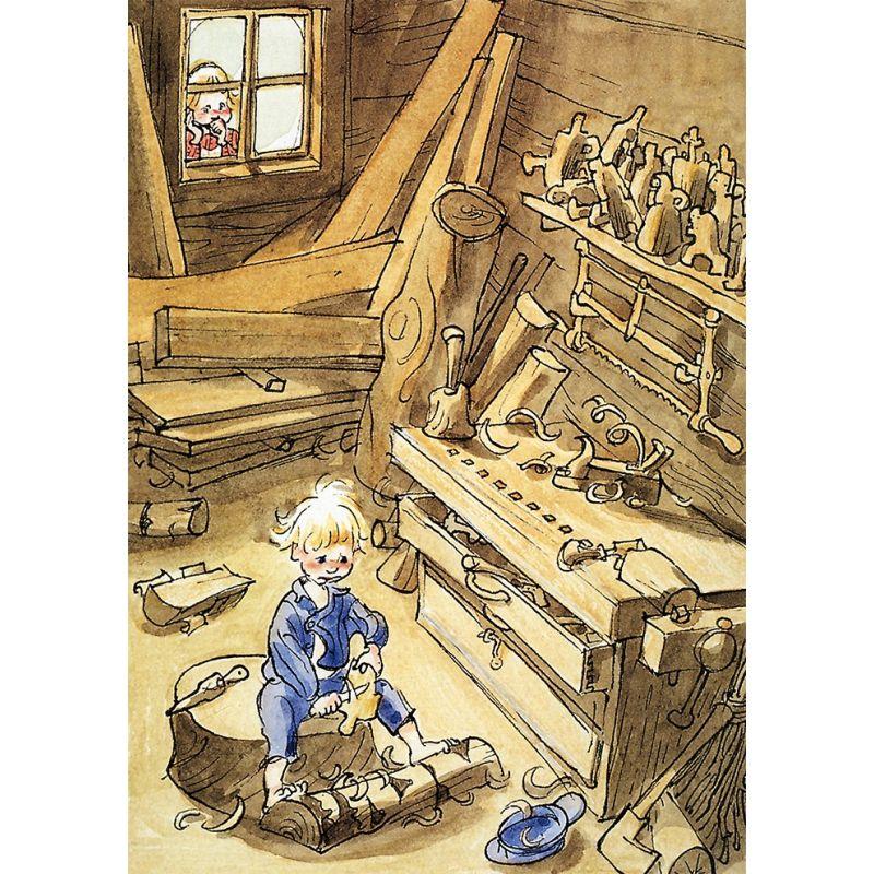 Emil i snickarboden A4