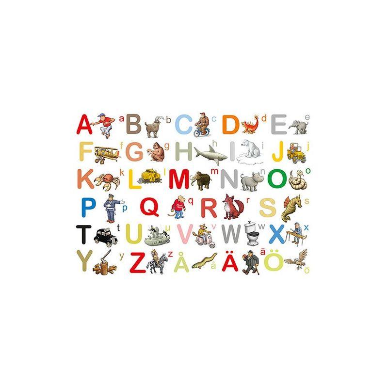 Lööf ABC vykort