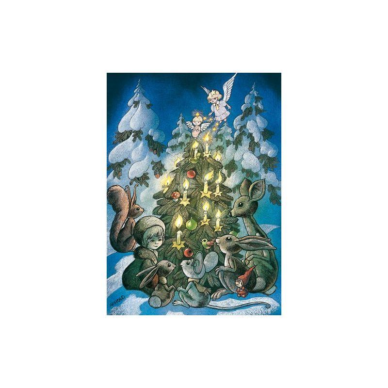 Runt julgranen Arnold
