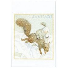 Januari minikort