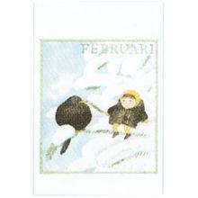 Februari minikort