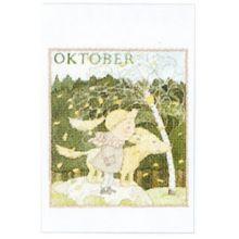 Oktober minikort