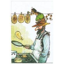 Pannkakstårtan minikort