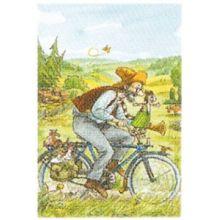 Pettson cyklar minikort