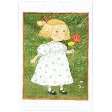 Ellens blomma minikort
