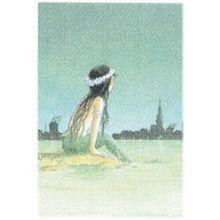 Lilla Sjöjungfrun minikort
