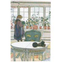 Blomsterfönstret minikort