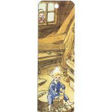 Emil i snickerboa bokmärke