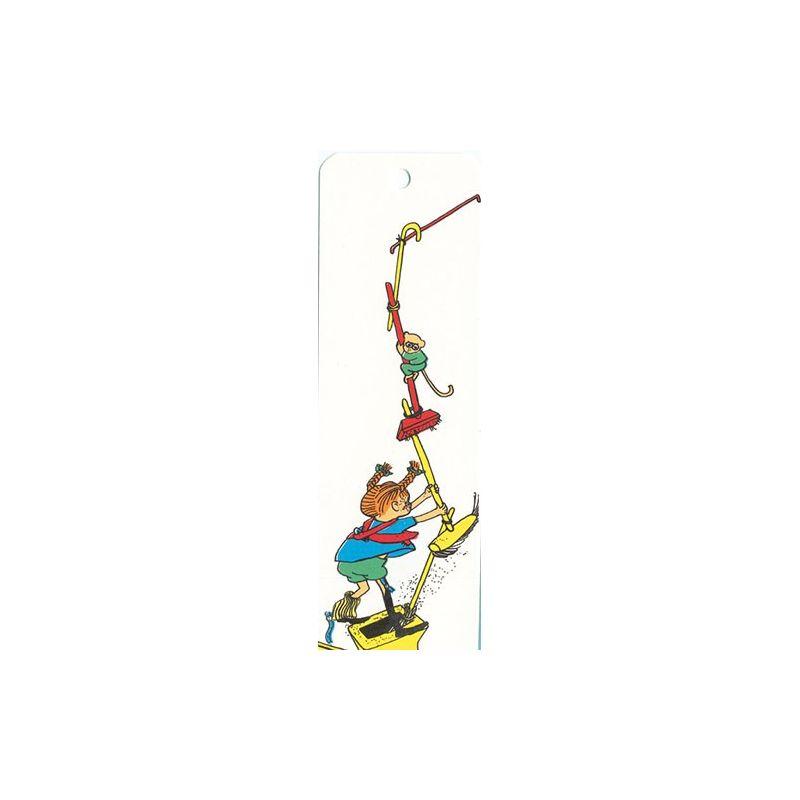 Pippi sotar bokmärke