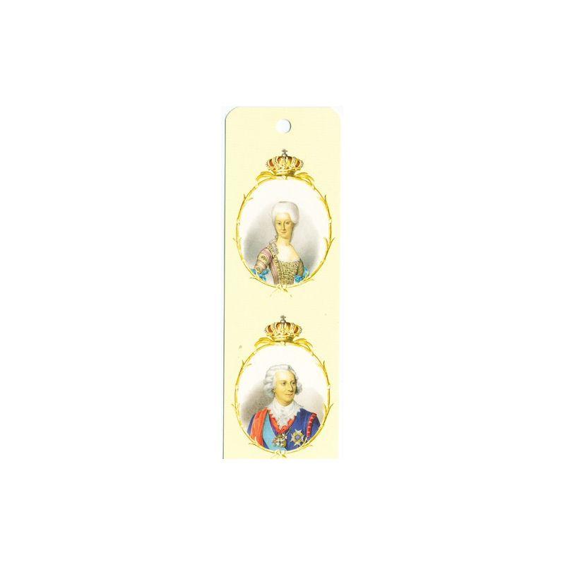 Gustav III bokmärke