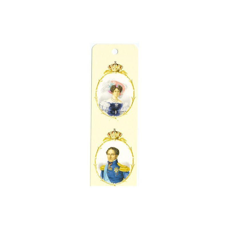 Karl  XIV Johan bokmärke