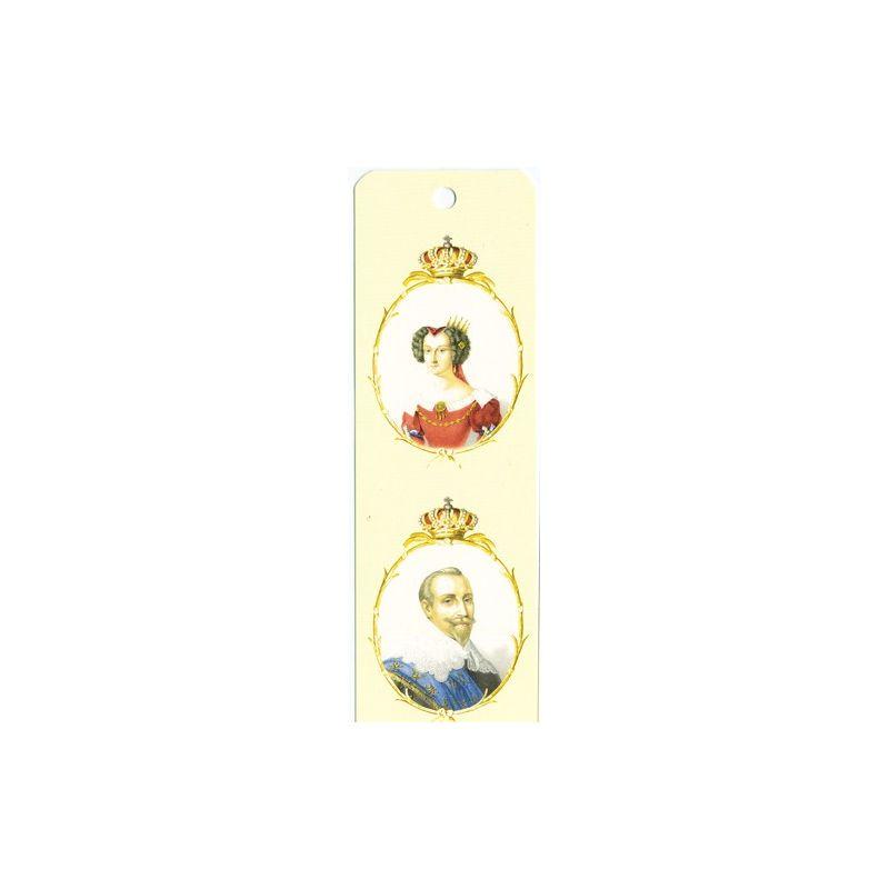 Gustav II Adolf bokmärke