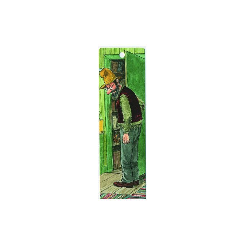Pettson vid dörren bokmärke