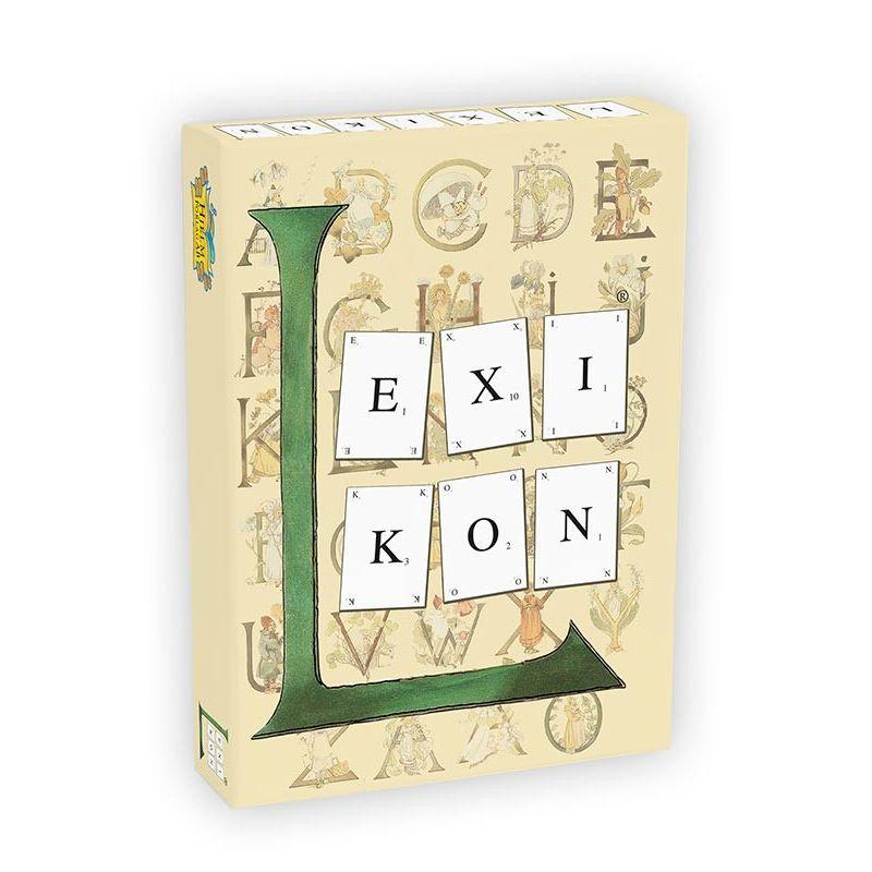 Lexikon kortspel