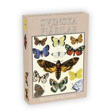 Svenska Fjärilar Kortspel