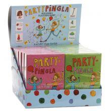 Partypinglans placeringskort