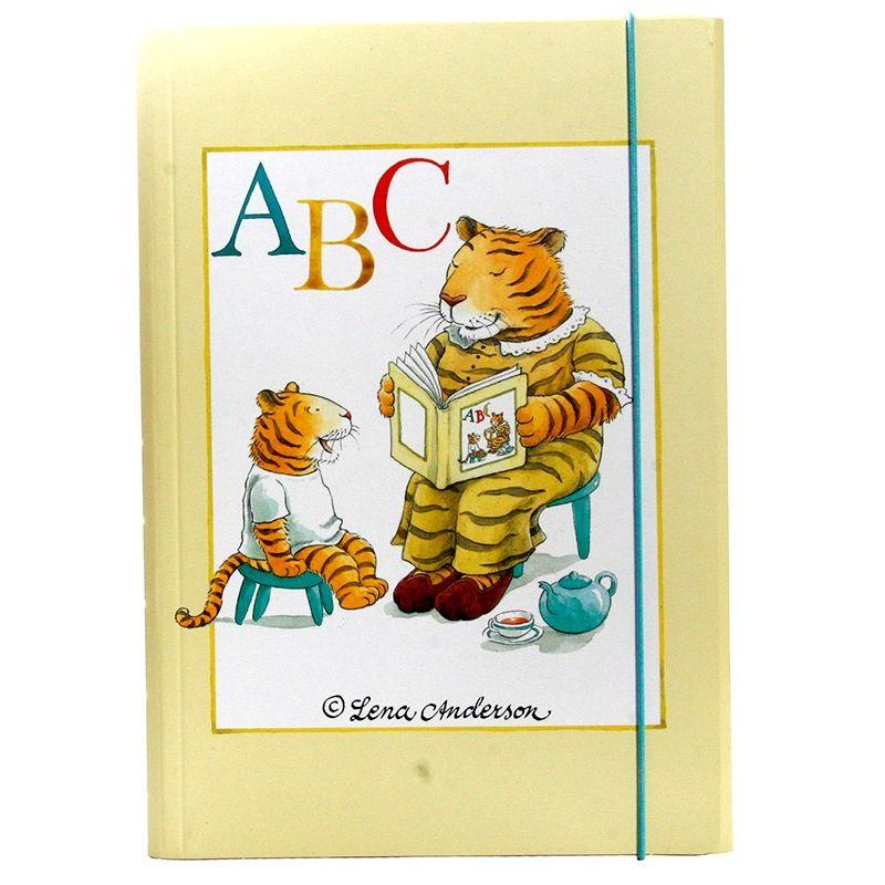 ABC sa lilla t, alfabetsmapp