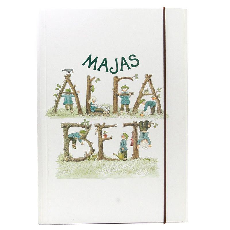 Mapp - Maja, abc