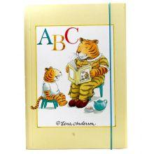 ABC sa lilla t Alfabetsbilder i mapp