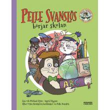 Pelle Svanslös börjar skolan