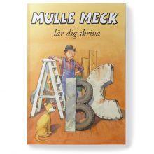 Mulle Meck, lär dig skriva ABC