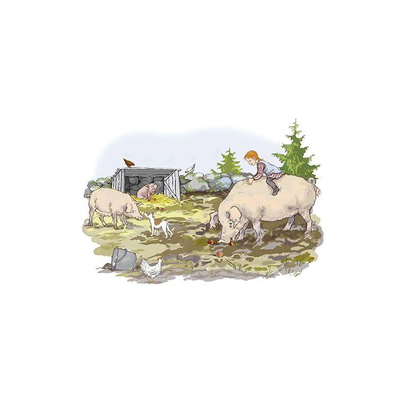 Greta och grisen