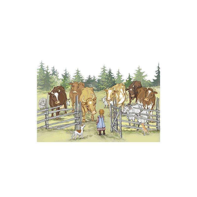 Greta och kossorna