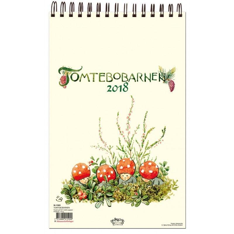 Kalender - Tomtebobarnen 2017