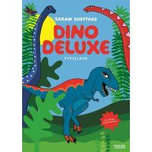 Dino Du lux pysselbok