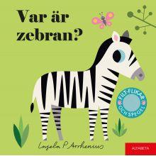 Var är zebran?