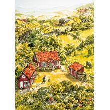 Pettson gården affisch