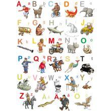 Lööfs ABC affisch