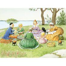 Farbror Blås picknick minipost