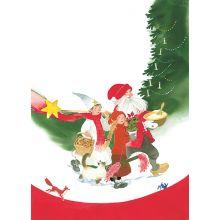 Sagor om julen, tomte