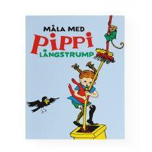 Pippi målarbok