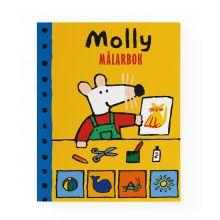 Molly målarbok